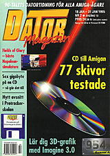 Datormagazin Vol 1995 No 2 (Jan 1995) front cover