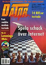 Datormagazin Vol 1995 No 4 (Feb 1995) front cover