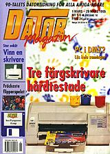 Datormagazin Vol 1995 No 5 (Mar 1995) front cover