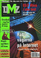 Datormagazin Vol 1995 No 7 (Apr 1995) front cover