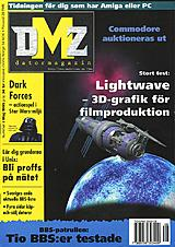Datormagazin Vol 1995 No 8 (May 1995) front cover