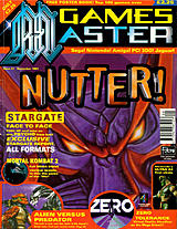 Games Master 21 (Sep 1994) front cover