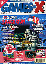 Games-X 39 (Jan 1992) front cover
