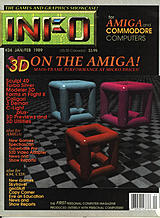 Info 24 (Jan - Feb 1989) front cover