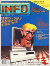 Info 25 (Mar - Apr 1989) front cover