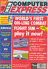 New Computer Express 150 (Sep 1991) front cover