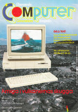 Oberoende Computer Vol 1987 No 6 (Sep - Oct 1987) front cover