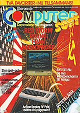 Oberoende Computer Vol 1988 No 8 (Nov 1988) front cover