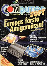Oberoende Computer Vol 1989 No 3 (Feb 1989) front cover