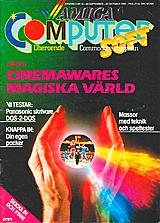 Oberoende Computer Vol 1989 No 10 (Sep - Oct 1989) front cover