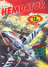 Svenska Hemdatornytt Vol 1987 No 3 (Mar 1987) front cover