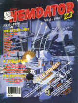 Svenska Hemdatornytt Vol 1990 No 2 (Mar 1990) front cover