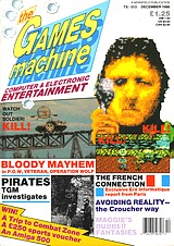 The Games Machine 13 (Dec 1988) front cover