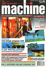 The Games Machine 26 (Jan 1990) front cover