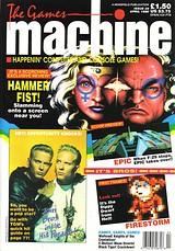 The Games Machine 29 (Apr 1990) front cover