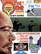 The One for 16-bit Games 7 (Apr 1989) front cover