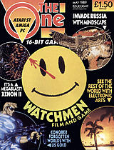 The One for 16-bit Games 8 (May 1989) front cover