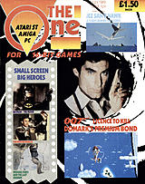 The One for 16-bit Games 10 (Jul 1989) front cover