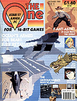 The One for 16-bit Games 15 (Dec 1989) front cover