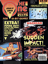 The One for 16-bit Games 18 (Mar 1990) front cover