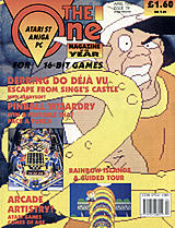 The One for 16-bit Games 19 (Apr 1990) front cover