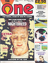 The One 25 (Oct 1990) front cover