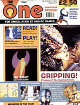 The One 27 (Dec 1990) front cover