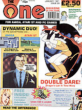 The One 28 (Jan 1991) front cover