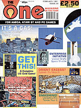 The One 29 (Feb 1991) front cover