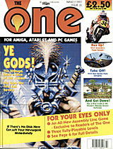 The One 30 (Mar 1991) front cover