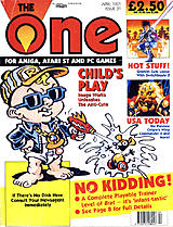 The One 31 (Apr 1991) front cover