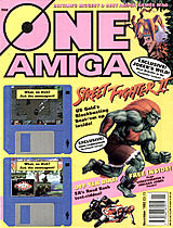 The One Amiga 50 (Nov 1992) front cover