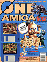The One Amiga 53 (Feb 1993) front cover