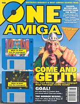 The One Amiga 57 (Jun 1993) front cover