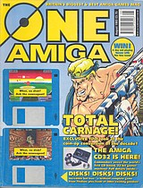 The One Amiga 59 (Aug 1993) front cover