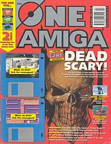 The One Amiga 65 (Feb 1994) front cover