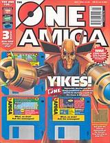 The One Amiga 68 (May 1994) front cover