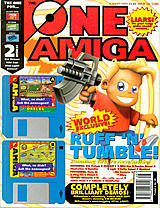 The One Amiga 71 (Aug 1994) front cover