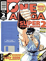 The One Amiga 79 (Apr 1995) front cover