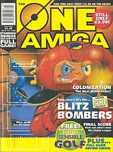 The One Amiga 82 (Jul 1995) front cover