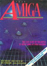 Your Amiga (Jan 1988) front cover